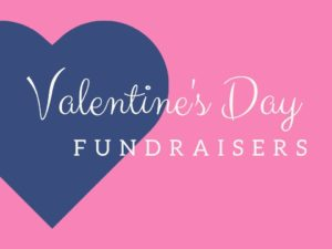 Fundraiser's for Valentine's Day with Popup Funds.