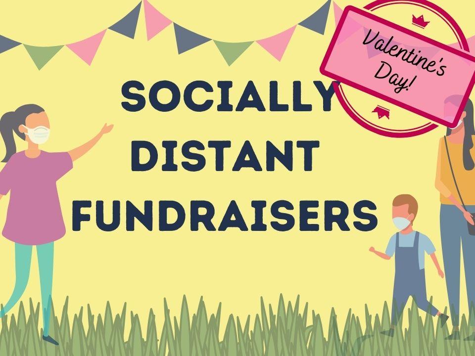 Socially distant fundraising -3