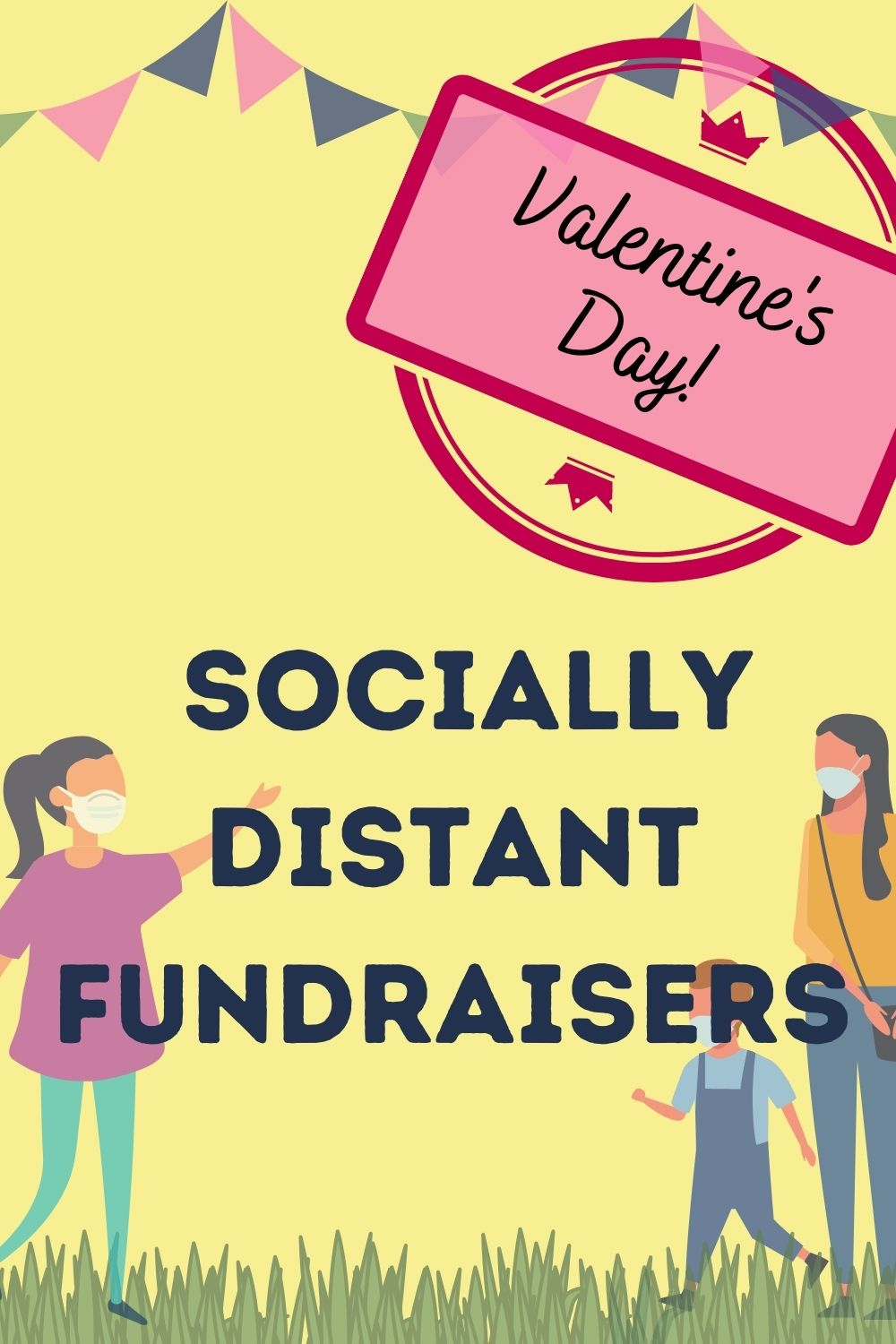 Take your Valentine's day fundraiser online this year